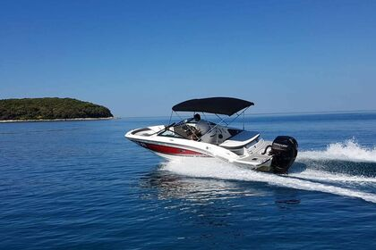 Rental Motorboat Sea Ray SPX 19 OB Funtana