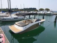Motorboat Sea Ray 190 Spx