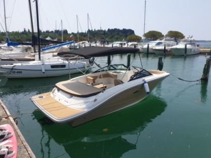 Charter Motorboat Sea Ray 190 Spx Lucija