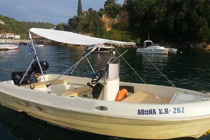 Rental Motorboat Karel 500 Syvota