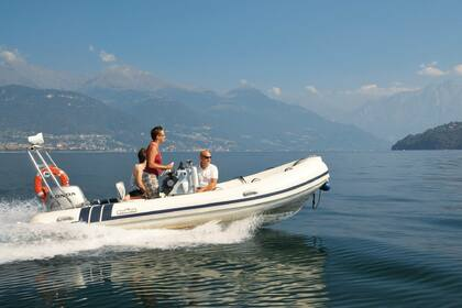 Rental RIB Ondina Jocker 5.0 Pianello del Lario