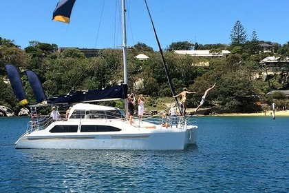 Location Catamaran Seawind 1000 Sydney