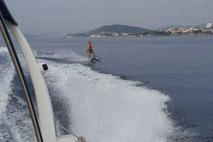 Rental RIB Fire Wake Princi 730 Split
