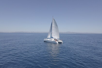 Location Catamaran Nautitech 475 Faro
