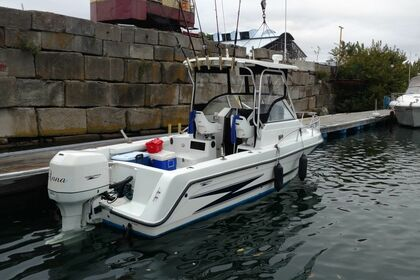 Rental Motorboat Hydra Sports 2500 CC w/2 New York