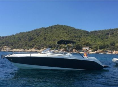 Charter Motorboat Wellcraft Open Alicante