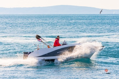 Аренда Моторная яхта Okiboats Barracuda 545 Сплит