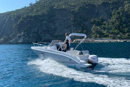 Hire Motorboat Idea 58 WA Santa Margherita Ligure