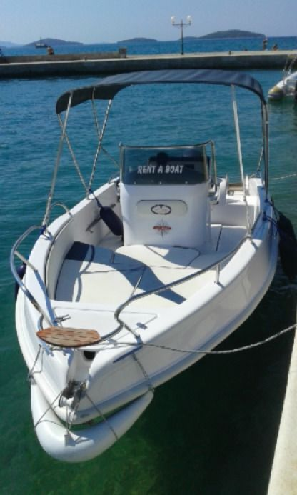 Miete Motorboot Blue Line 19 Open Vodice