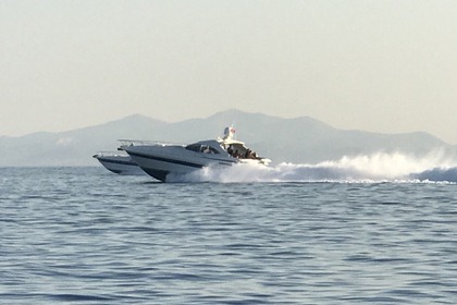 Hire Motorboat Pershing 54 Mykonos