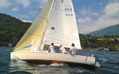 Location Voilier J Boats J 80 Ascona