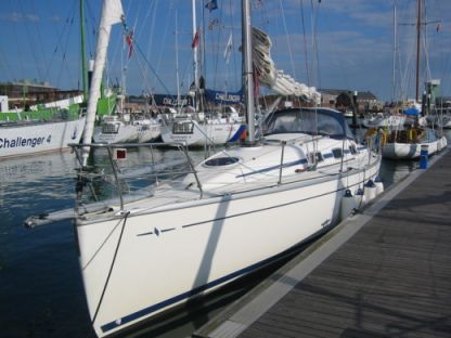 Charter Sailboat Bavaria Match 35 Dieppe