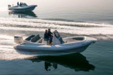 Motorboot Zar 79 Sport Luxury