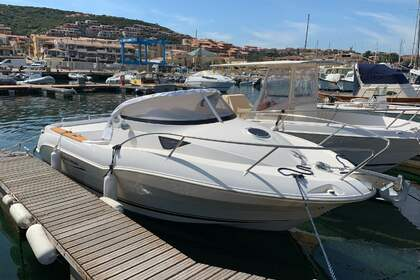 Hire Motorboat QUICKSILVER 650 CRUISER Palau
