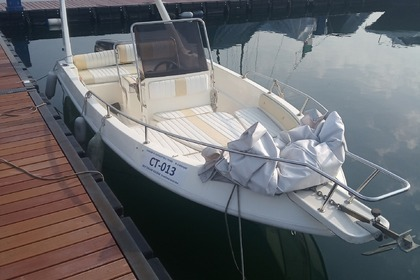 Rental Motorboat Angera Salpa gs 625 Angera