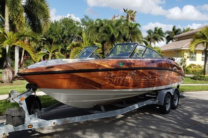 Charter Motorboat YAMAHA SX230 Greenwood Lake
