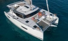 Fountaine Pajot Astrea 42 in Teneriffa