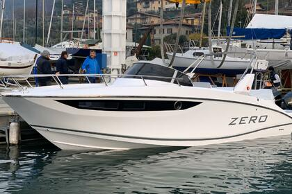 Rental Motorboat Rio 34 ZERO FB Naples