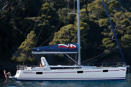 Charter Sailboat Moorings 48.4 Cannigione