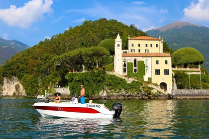 Charter Motorboat MARINELLO FISHERMAN 17 Bellagio