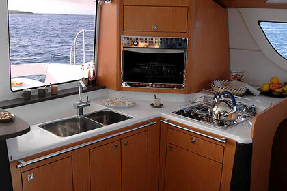 Rental Catamaran Fountaine Paiot Lipari 41 Quatuor Phuket
