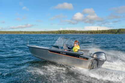 Rental Motorboat Buster M2 Turku