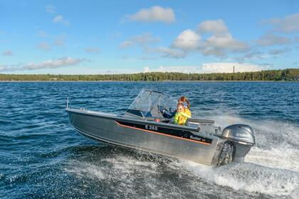 Rental Motorboat Buster M2 Raisio