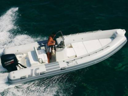 Location Semi-rigide Joker Boat Clubman 19 Ponza