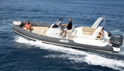 Rental RIB Joker Boat C28 + Mercury V6 New Pag