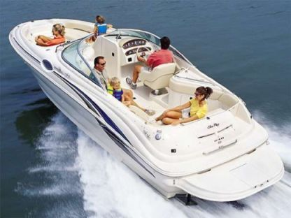 Charter Motorboat Sea Ray Sundeck Krk
