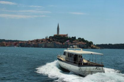 Rental Motorboat Sea Horse 42 Rovinj