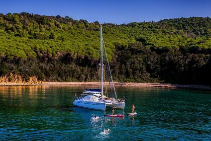 Hire Catamaran Alliura Marine Privilege 37 Scarlino