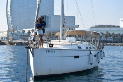 Charter Sailboat BAVARIA 45 CRUISER Barcelona