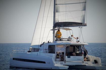 Rental Catamaran Catana Bali 4.3 with watermaker Noumea