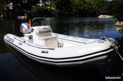 Location Semi-rigide Valiant 570 Limited Veyrier-du-Lac