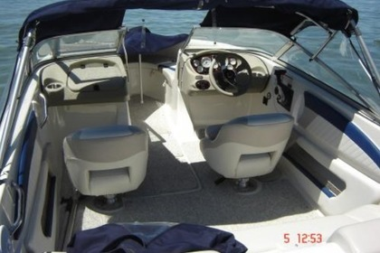 Hire Motorboat Glastron GT205 Rab