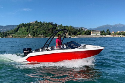 Rental Motorboat Compass boat Compass 47 Verbania