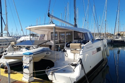 Location Catamaran BAVARIA NAUTITECH OPEN 40 Hyères