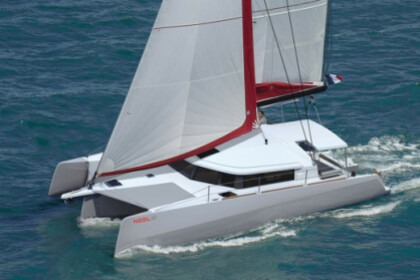 Location Catamaran Neel Trimarans Neel 43 Trimaran Ajaccio