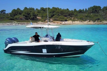 Charter Motorboat HYDRA SPORTS 2500CC Chalkidiki