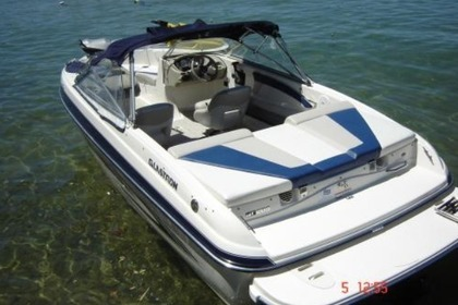 Rental Motorboat Glastron GT205 Rab