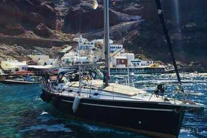 Location Voilier OCEAN STAR 50 Santorin