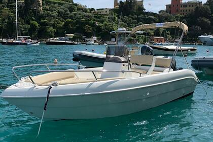 Rental Motorboat Allegra 18 Portofino