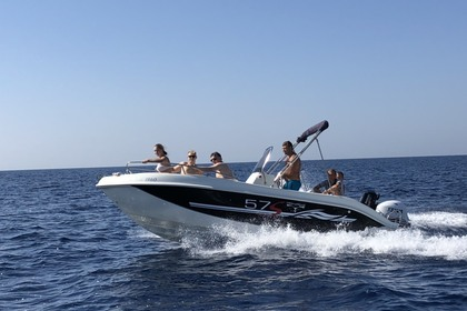 Rental Motorboat Trimachi Motorboat Corfu
