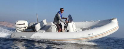Rental RIB Zodiac Medline 580 Cogolin