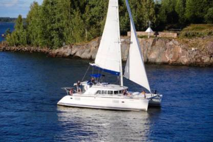 Location Catamaran Lagoon 440 Charter Edition Helsinki