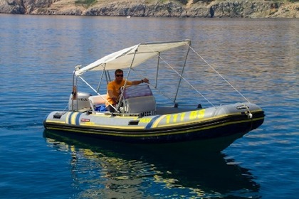 Rental RIB MARLIN 480 Baška