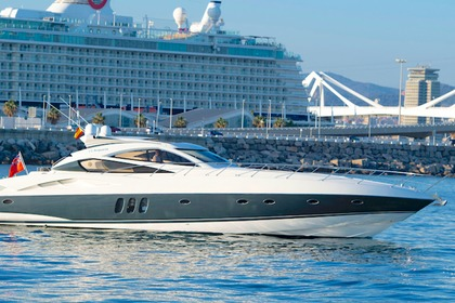 Location Yacht Sunseeker Predator 68 Refit 2016 Barcelone