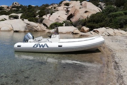 Hire RIB Bwa 5,5 Portisco