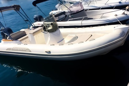 Location Semi-rigide CAPELLI Tempest 650 Marseille